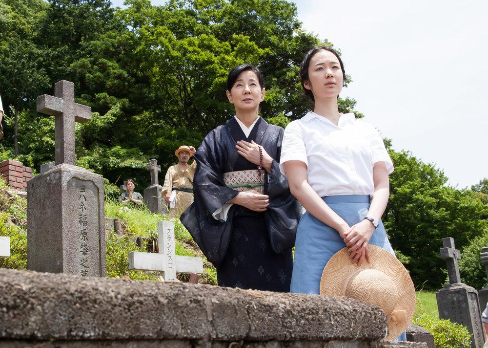 """""""我的长崎母亲"""" - 日本 NAGASAKI: MEMORIES OF MY SON - JAPAN    奥斯卡官方提交外语电影奖"""