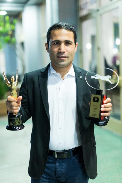 Best Picture • El Clásico , directed by Halkawt Mustafa (Iraq)