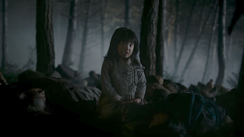 AYLA: THE DAUGHTER OF WAR - TURKEY   Official Oscar Submission in the Foreign Language Category