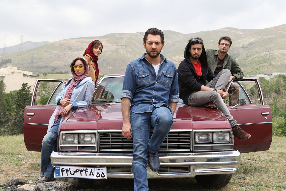 YELLOW - IRAN     Competition    Golden Globe Submission for the Best Foreign Language Film Award