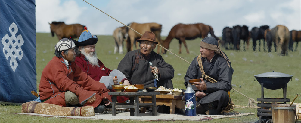 THE CHILDREN OF GENGHIS - MONGOLIA   Official Oscar Submission in the Foreign Language Category
