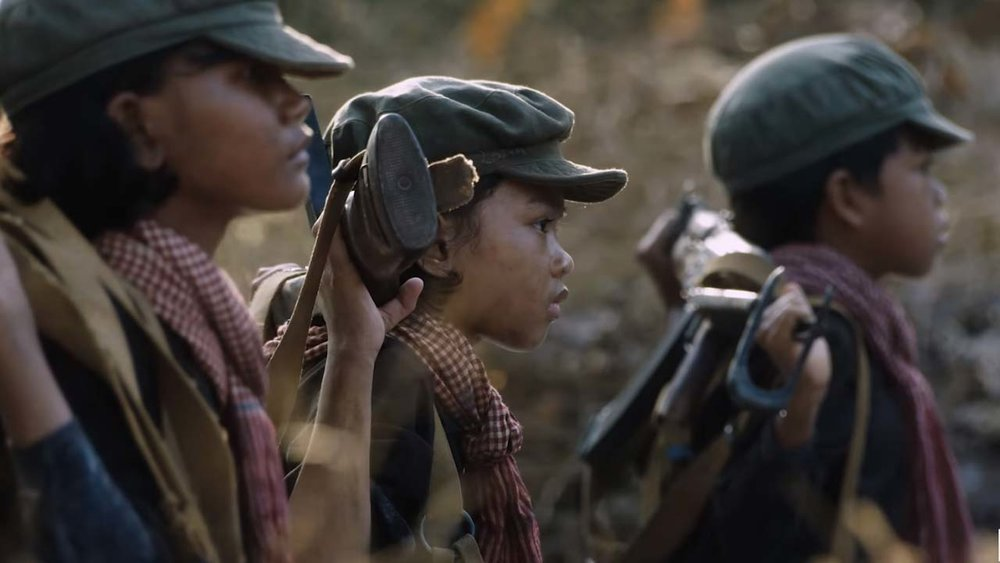 FIRST THEY KILLED MY FATHER - CAMBODIA       Official Oscar Submission in the Foreign Language Category