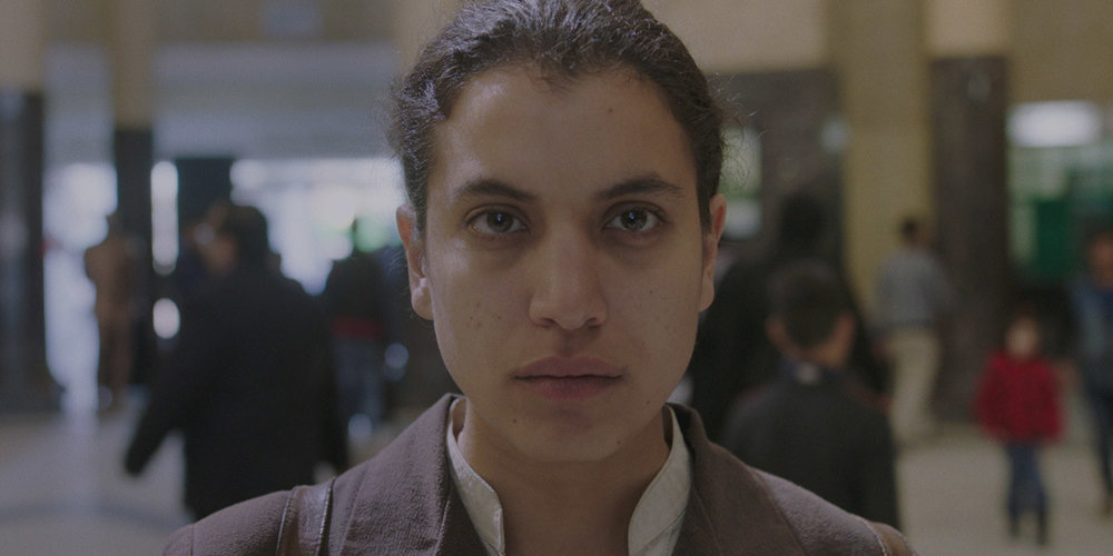 "Zahraa Ghandour in "" The Journey""     A poignant and powerful, raw performance from the Iraqi-Lebanese actress, set in the aftermath of the Iran-Iraq war."