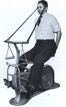 Wondercycle Exercisulator of 1931
