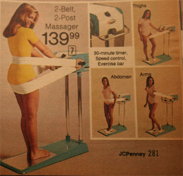 Vibrating Fatmelt Jiggle Belt Machine…Things