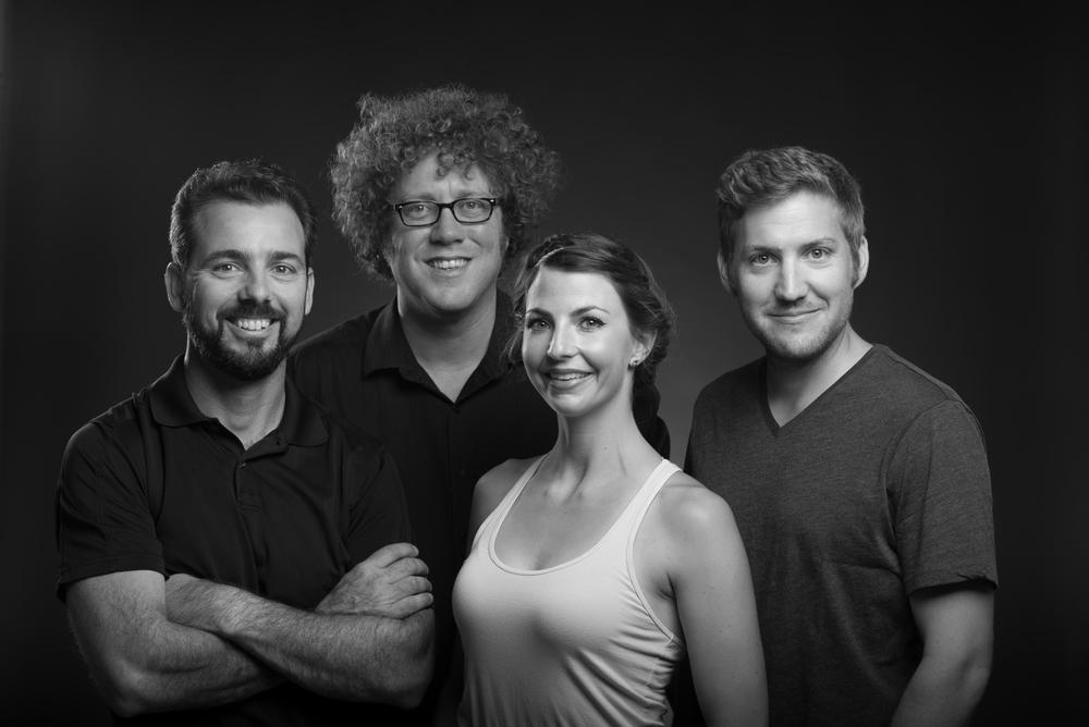 St Augustine Family Photographers Monarch Studio Team Photo
