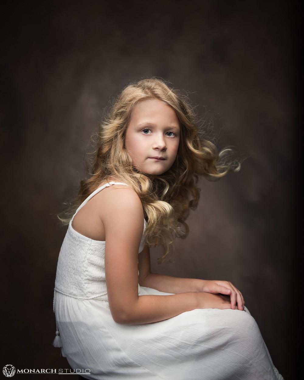 Kids Portrait Ponte Vedra Family Photographer