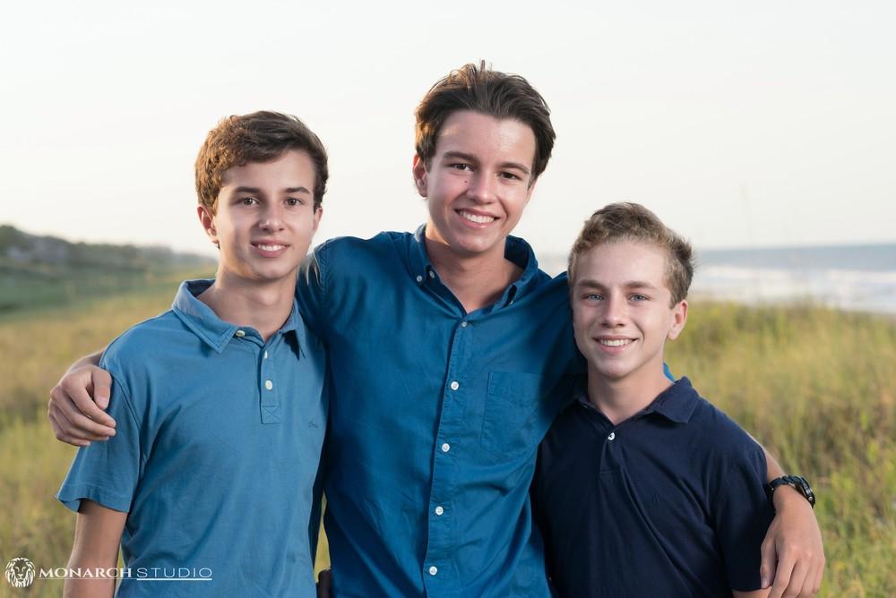 Professional Beach Family Portrait Florida