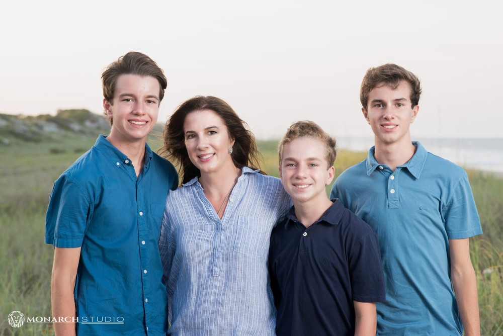 Monarch Photography Studio Family Portrait