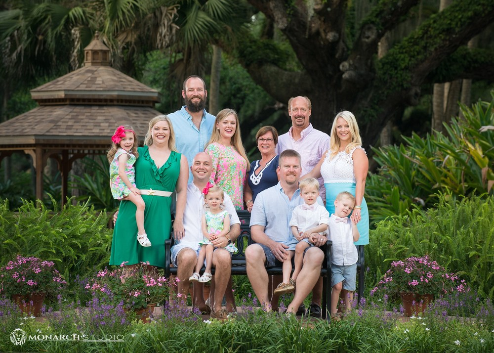 St. Augustine Beach Family Photographer
