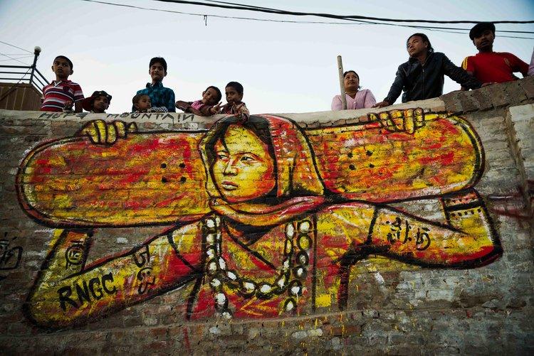 Building Nepal's Skate Culture - Jhana Cayton,EST-WST