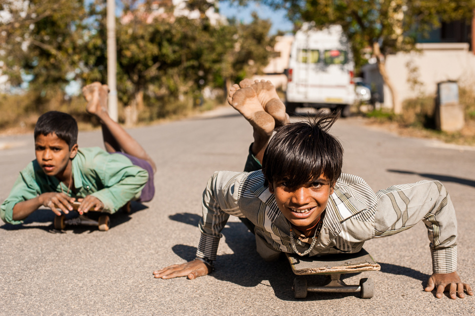 The Trials and Tribulations of Building a Skatepark in India - Jonathan Smith, VICE