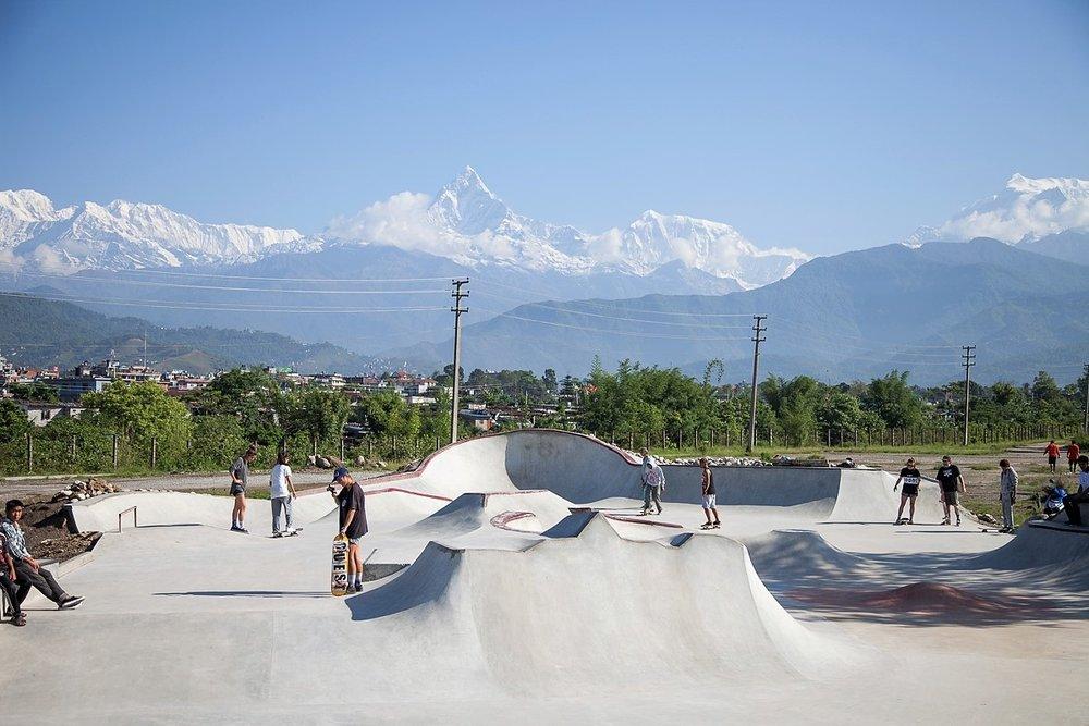 Annapurna - Pokhara, Nepal