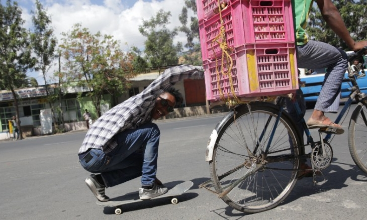 'People came from every continent': Ethiopia gets its first skatepark - Nosmot Gbadamosi, CNN