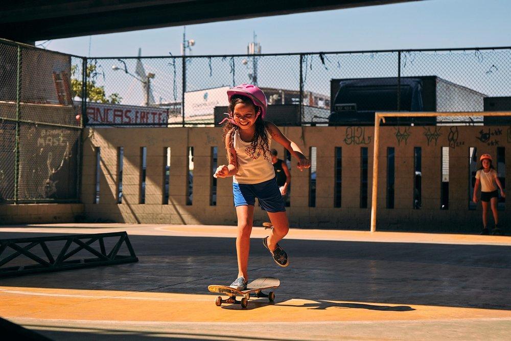 Taghazout Skatepark, Morocco