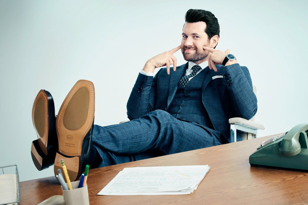Billy Eichner Had a Roadmap for His Career. It Didn't Go as Planned