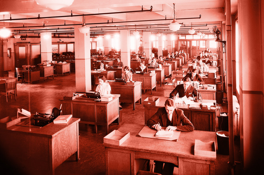 Workplaces Are More Segregated Than 40 Years Ago. What Gives?