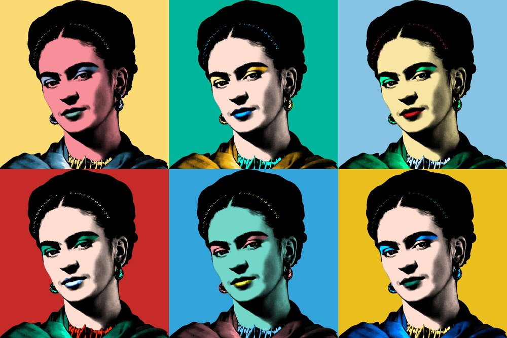 The Strange Story of How Frida Kahlo's Face Ended Up on an $8 Bottle of CVS Nail Polish
