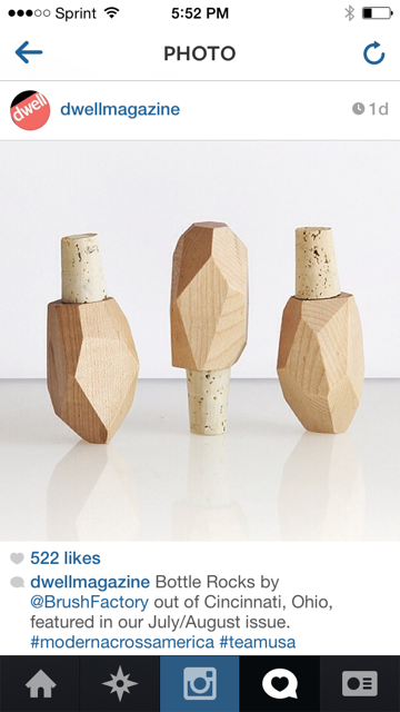 Dwell Instagram 2014