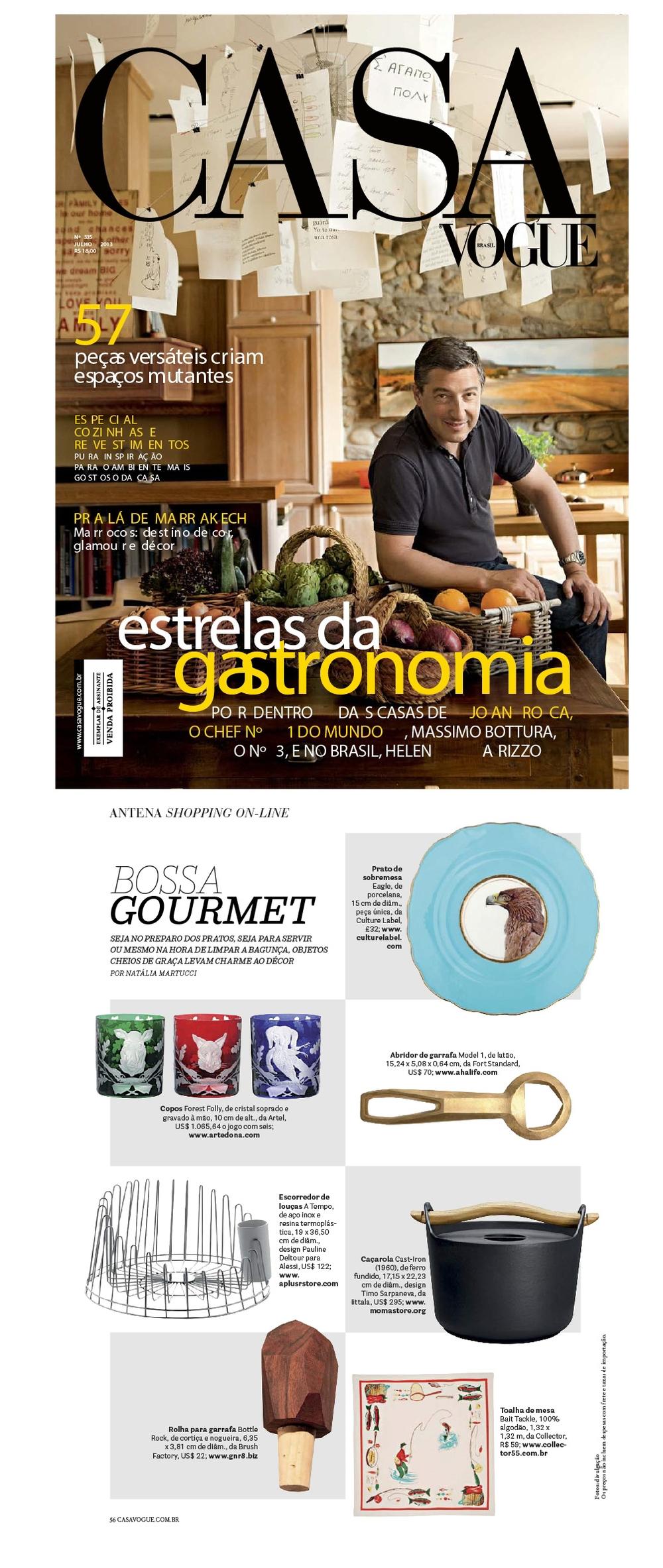 Vogue Casa 2013