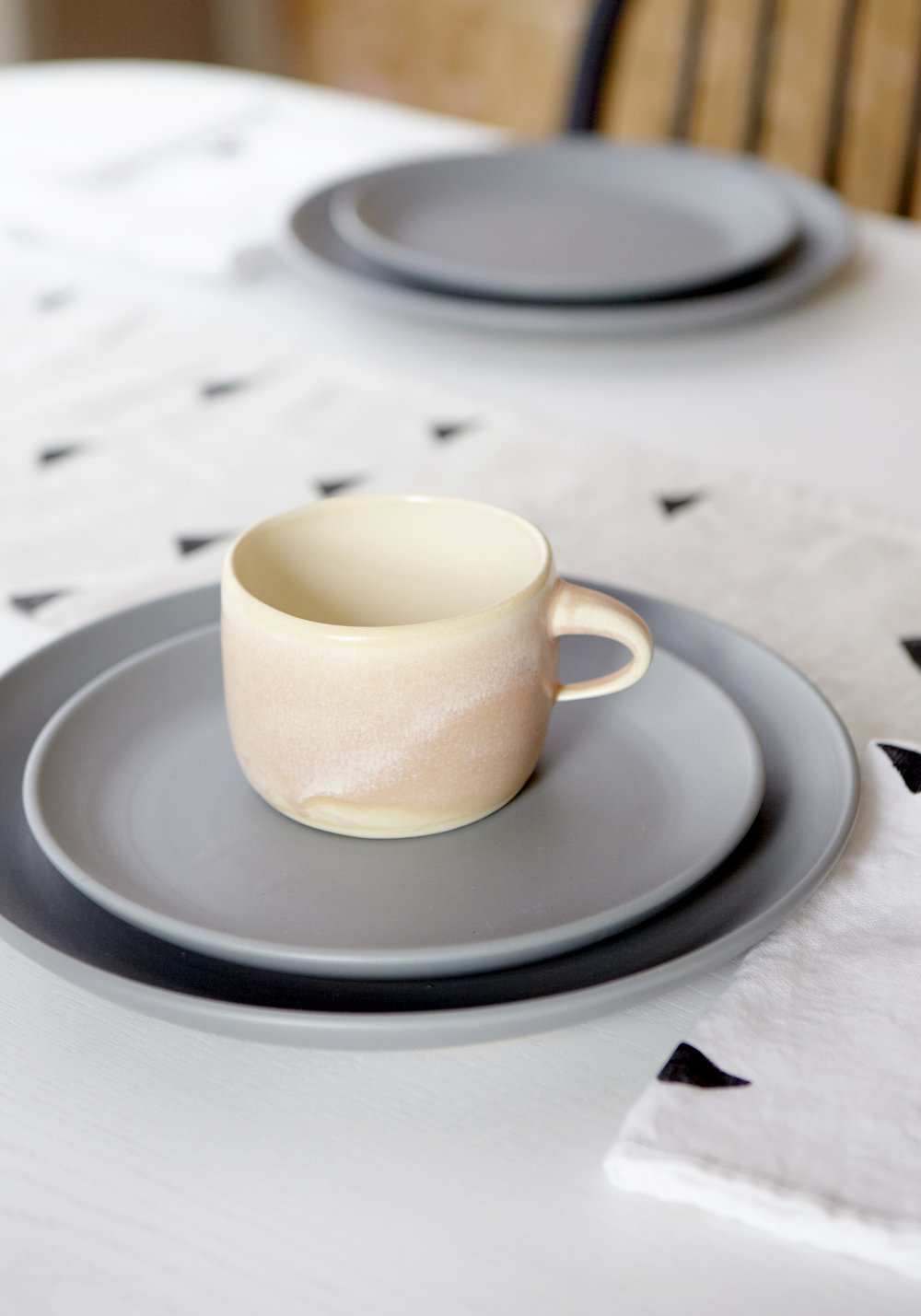 CG Ceramics for BF Home demitasse