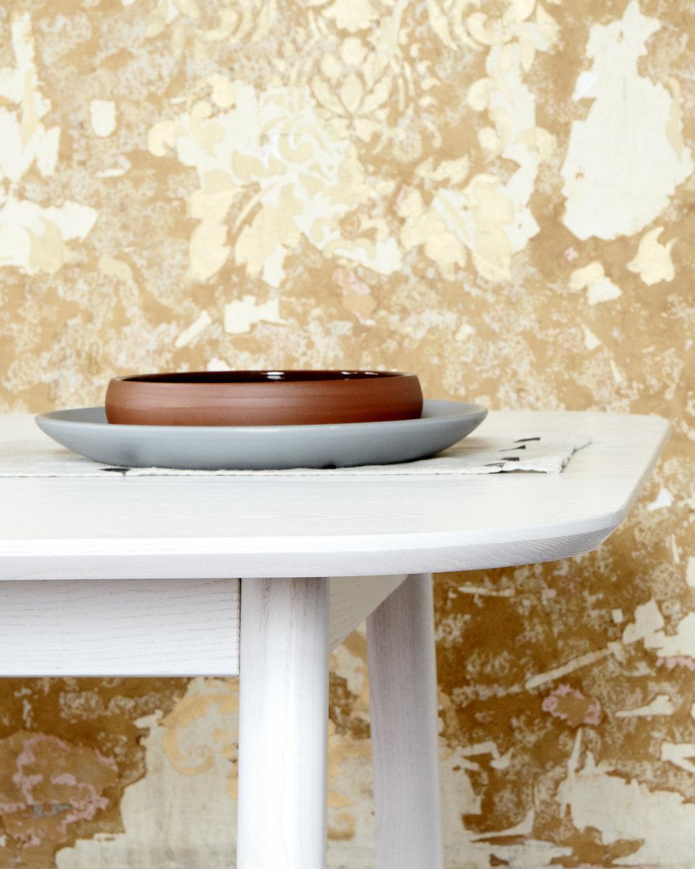 CG Ceramics for BF Home bowl plate