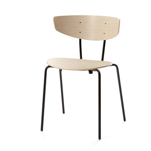 Ferm LIVING Herman Chair Oak Contemporary Wooden Furniture - Herman chair