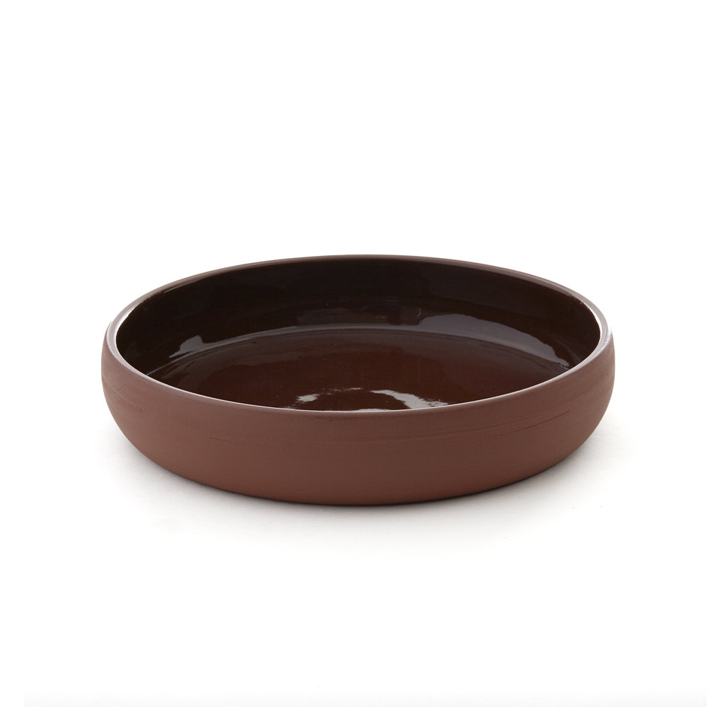 Brush Factory x CG Ceramics bowl plate