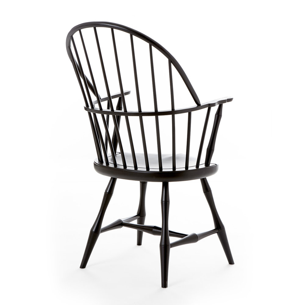 Windsor bowback side chair