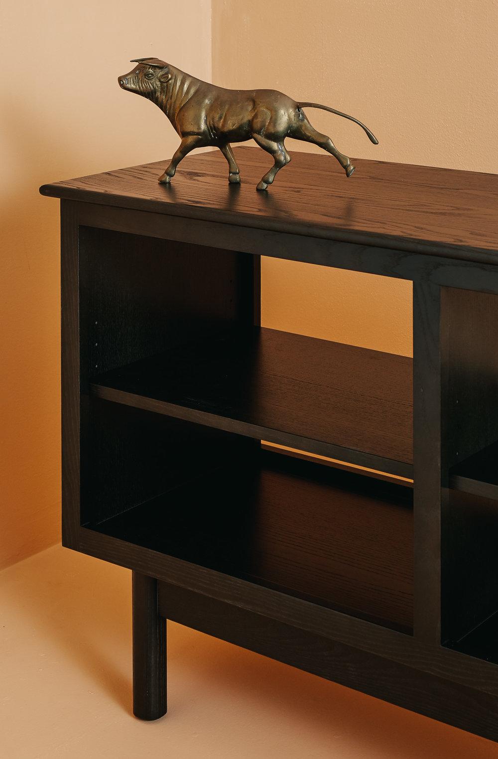 bff bernie small bookcase credenza solid ash black.jpg