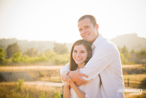 Peters Canyon Engagement Photos