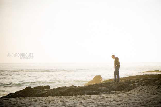 Victoria Beach Engagement