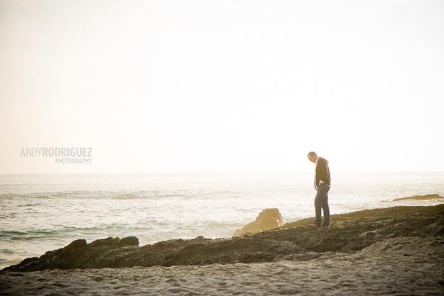 Victoria Beach Engagement