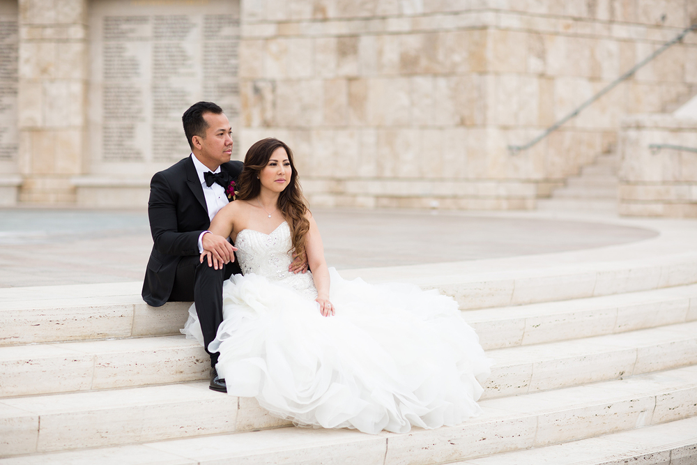 Soka University Wedding