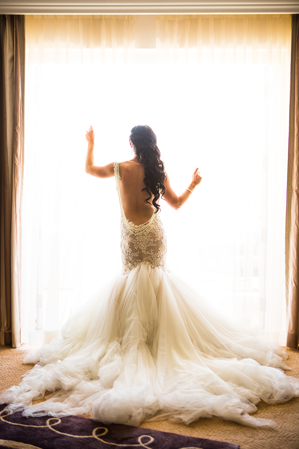 St, Regis Monarch Beach Wedding Dress