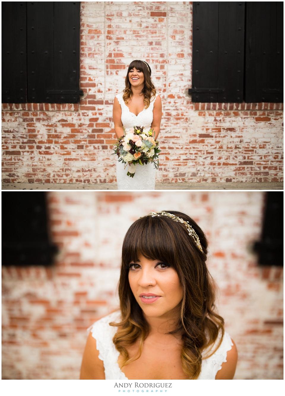 Carondelet House Bride