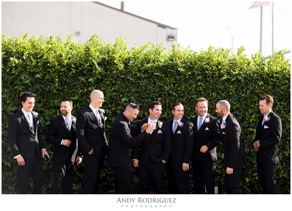 Avenged Sevenfold Groomsmen