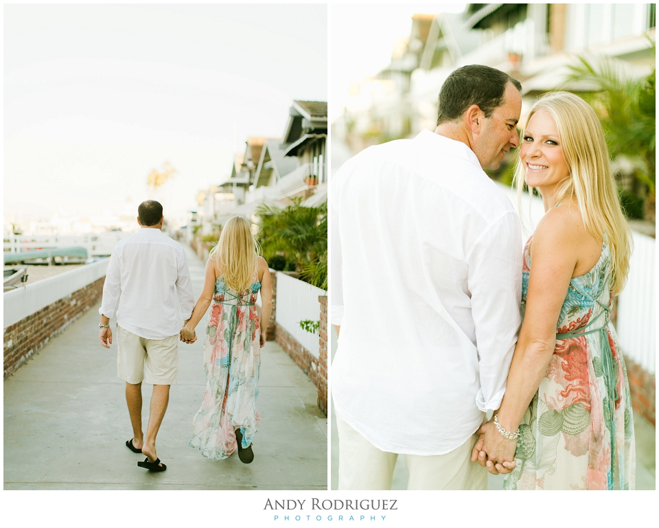 Couple Session on Balboa Island