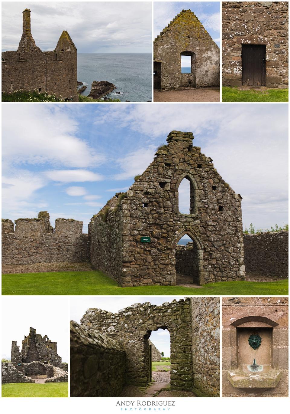Dunnotar Castle Details