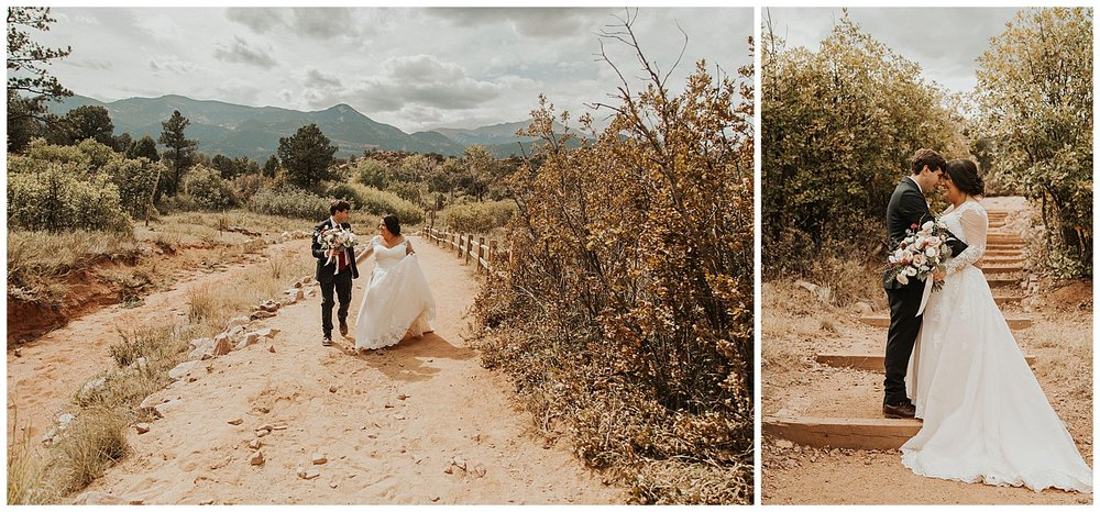 Colorado Destination Wedding Florist