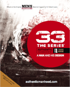 33 Series: Volume 1 - A Man and His Design