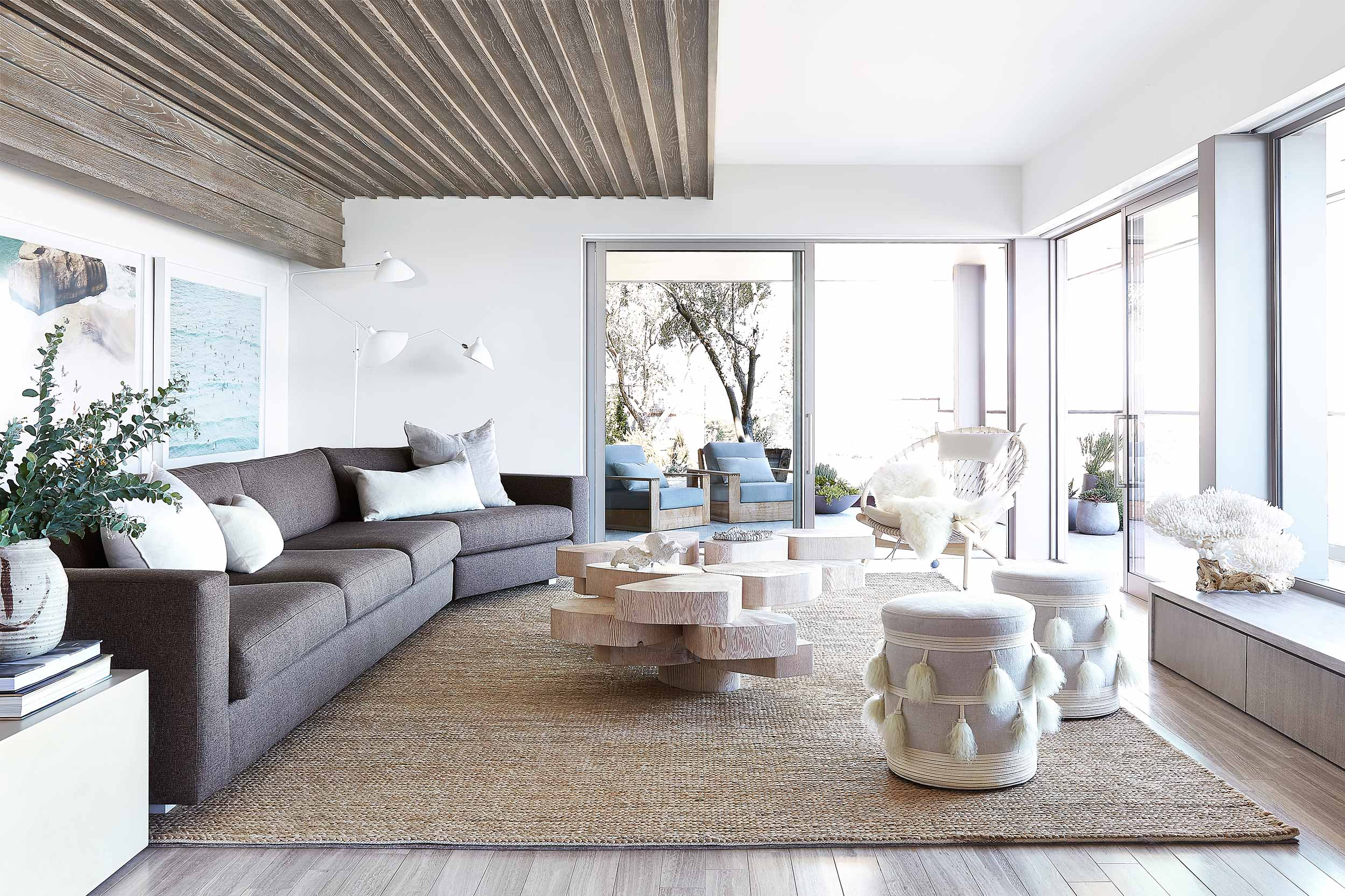 Soft Mid Century Beach House in Malibu — Stace King
