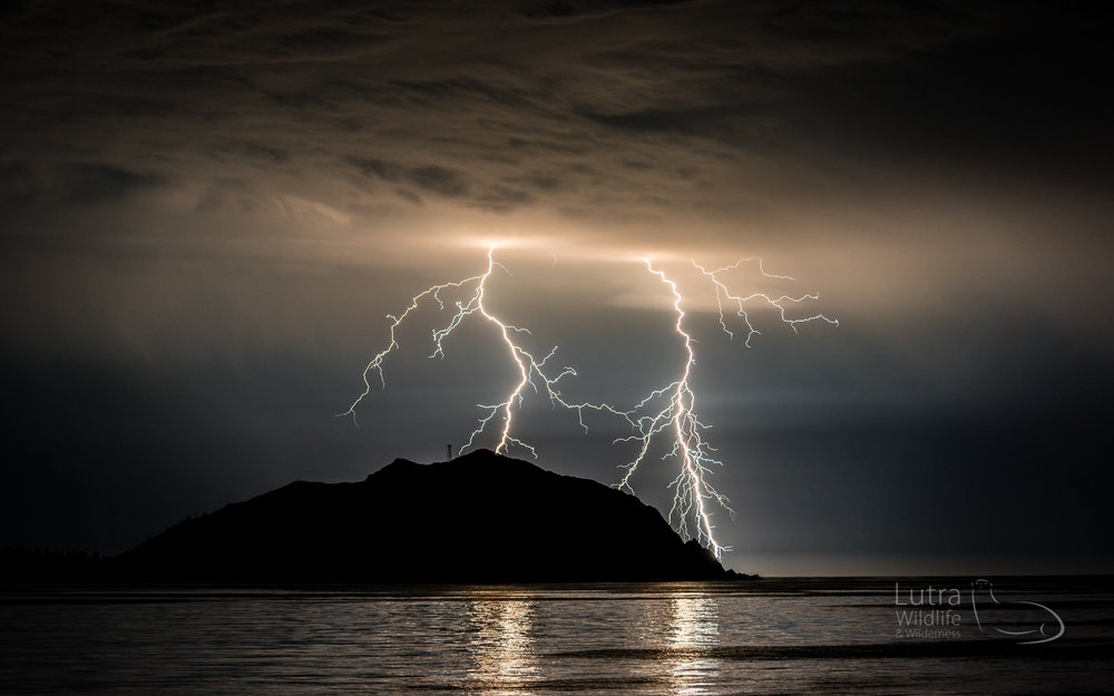 Lighting in the Sea of Cortez