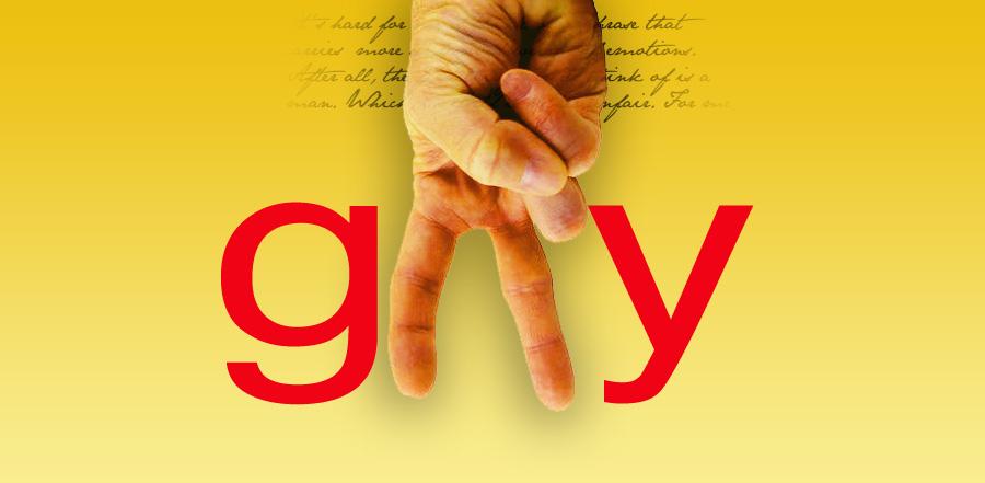 GAY copy