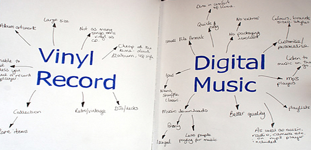Vinylvsdigital