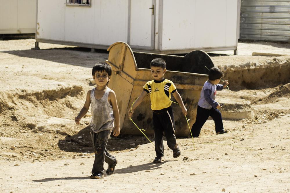 Zaatari Web