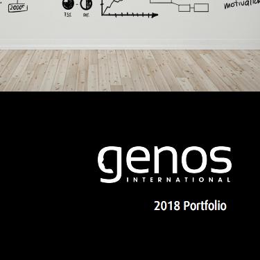 Genos Portfolio 2018 -
