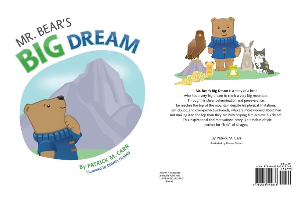 A Children's Book Dedicated to My Story