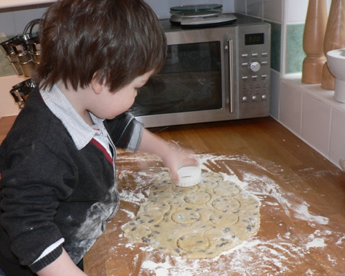 how to make welsh cakes recipe with step by step photos
