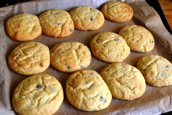 Cookies out of the oven.jpg
